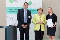 Preisverleihung im Bundeskanzleramt Bildquelle: startsocial – Thomas Effinger